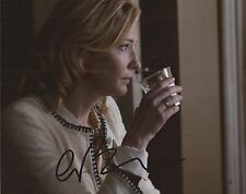 BLUE JASMINE: CATE BLANCHETT 'JEANETTE FRANCIS' SIGNED 10x8 ACTION PHOTO+COA