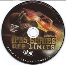 ABIT DRIVER CD TREIBER IP35-PRO, IP35, IP35-E, IP35P, IP35-V