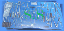 ORTHOPEDIC SURGERY INSTRUMENTS & IMPLANTS KIT