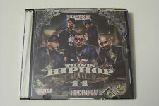 TAPEMASTERS INC - THIS IS HIP HOP 11 PROMO MIXTAPE CD (FRENCH MONTANA) Redman