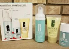 Clinique- Acne Solutions Clinical Clearing Kit- Cleansing, Clearing, Moisturizin