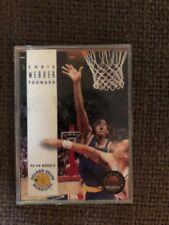 Chris Webber 93-94 rookie card Sky Box