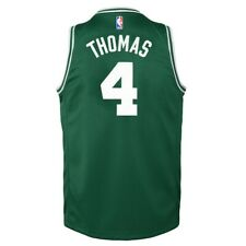 Nike Isaiah Thomas Boston Celtics Green Icon Swingman Jersey Youth (S-XL)