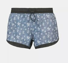 NWT The Upside Stars Shorts w/Briefs Black, Blue, White Retails $119.00 Large