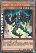 NECROM SINISTRO EROE MALVAGIO (Evil Hero Sinister Necrom) • Ultra R • LED5 IT014