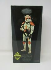 Commander Cody 212th STAR WARS SIDESHOW Collectibles 1:6 Scale MIB Exclusive