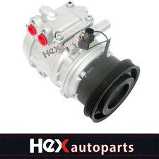 A/C Compressor w/ Clutch 98373 Fits 05-09 Hyundai Tucson Kia Sportage 2.0L