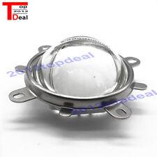 57mm led Lens +Reflector +Steel Bracket kit For 20w30w50w100w square LED Light