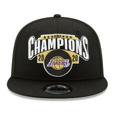 2020 NBA Los Angeles Lakers Team Hat Champion Basketball Hat Sun Protection Cap
