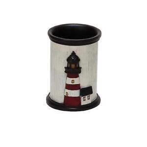Essential Home  Point Bay Lighthouse  Bathroom Tumbler