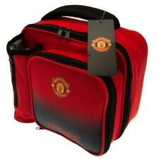 Manchester United Fc Insulated Lunch Bag and Bottle Holder