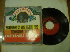 "VANILLA FUDGE""BEETHOVEN'S FOR ELISE-disco 45 giri ATLANTIC italy 1967"" BEAT  Usa"