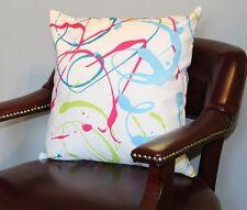 "Maxx Paint Splatter Cushion Cover 18""x18"""
