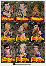 2013-2015 AFL Champions Firepower Caricature Card Club Collection West Coast (9)
