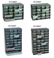 Multi Drawer Storage Cabinet Home Gerage Nail Screw Jewelry Oraganizer Unit Rack