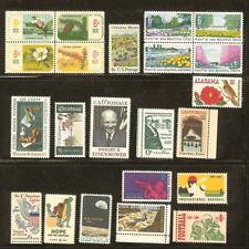 U.S. 1969 Commemorative Year Set 22 MNH Stamps
