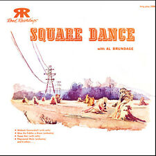 Square Dance (2009, CD NIEUW) CD-R