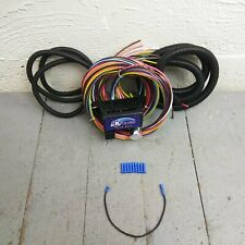 Wire Harness Fuse Block Upgrade Kit for Late Gm Chevrolet rat rod hot rod