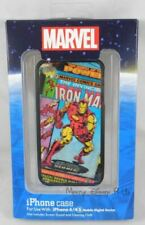 Marvel D-Tech The Avengers Iron Man Iphone 4/4S Etui avec / Protection D'Écran &