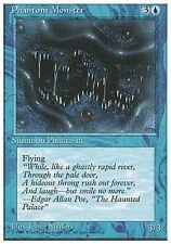 4x Phantom Monster 4th Edition MtG Magic Blue Uncommon 4 x4 Card Cards