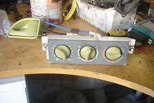 boitier de commande ventilation et chauffage  renault twingo de 2000,1.2li