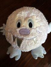 Disney Land World Yeti Abominable Snowman Ball Plush Stuffed Animal Toy