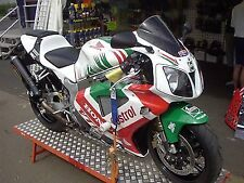 R&G RACING Crash Protector - Honda VTR1000SP1 *WHITE*