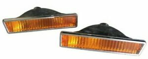 81-88 Oldsmobile Cutlass Turn Signal Light Assembly Passenger Side Only LOC-110