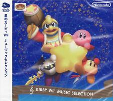 Hoshi no Kirby Wii Music Selection (2011, Club Nintendo) New Japan Soundtrack