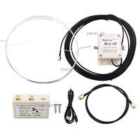 MLA-30+ 500KHz-30MHz Active Loop Antenna Shortwave Radio Antenna For Radio