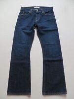 Levi's® 512 Bootcut Jeans Hose W 36 /L 34, Indigo Washed Denim, wie NEU ! Gr. 52