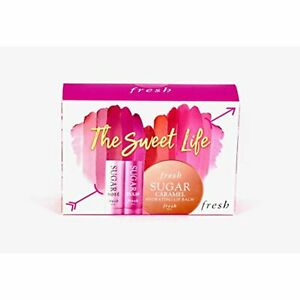 Fresh The Sweet Life Lip Treatment Balm Hydrating Lip Set