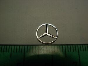 1/12 1/18 1/20 1/25 Mercedes-Benz 3D Star Mascot trunk emblem badge MB Daimler