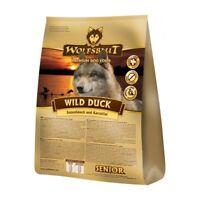 Wolfsblut - Wild Duck Senior - Trockenfutter 500g - GETREIDEFREI