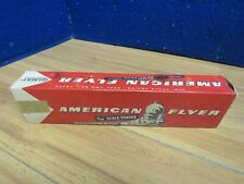 AMERICAN FLYER S 21551 POWERED ALCO BOX 588047