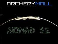 "62"" NOMAD take down recurve bow 62""(choose RH & 40,45,50, or 55 lb)"