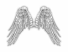 Wings Vinyl Sticker for Motorcycle Gas Tank Fridge Car Decal Truck #13