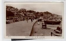 PROMENADE FROM THE PIER, FELIXSTOWE: Suffolk postcard (C30561)
