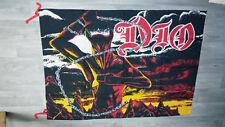 Dio Holy Diver SUPER RARE vintage music rock hardrock banner FLAG