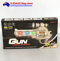 Electric Machine Toy Gun Fortnite plastic light and music toy Boys Gift