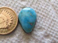 NATURAL Kingman Turquoise Cabochon 7.2 carats Arizona American Cab