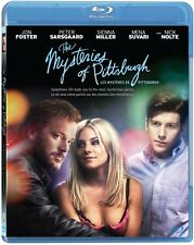 The Mysteries of Pittsburgh (Blu-ray) Jon Foster, Sienna Miller NEW