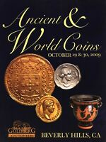 IRA & LARRY GOLDBERG COINS AUCTION# 55,2009 ANCIENT AND WORLD COINS  (45)
