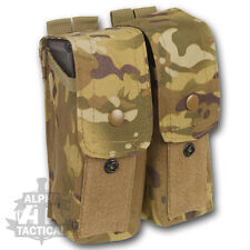 MTP MULTICAM MOLLE DOUBLE MAG POUCH BRITISH ARMY OSPREY MILITARY AMMO