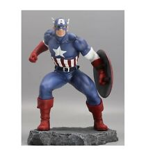 Marvel Civil War Figurine PVC Captain America 1/8