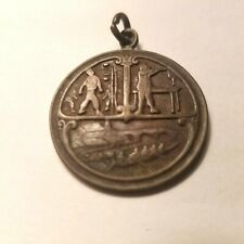 ANTIQUE SPORTING MEDAL