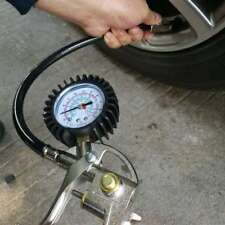 Professional Tyre Inflator With Gauge Air Line Tyre Pump High Pressure UKSTOCKKT
