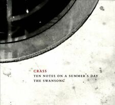 Crass ‎– Ten Notes On A Summer's Day: The Swansong CD Crass Records ‎– CC06