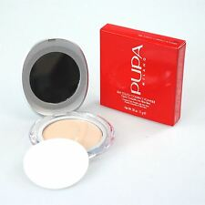 PUPA Milano® - Silk Touch Compact Powder with Aloe Vera (11g / 38oz) Shade 01 x1