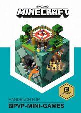 Josef Shanel Minecraft, Handbuch für PVP-Mini-Games